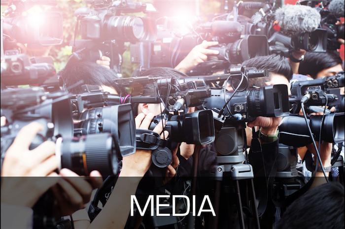 Media mobile app
