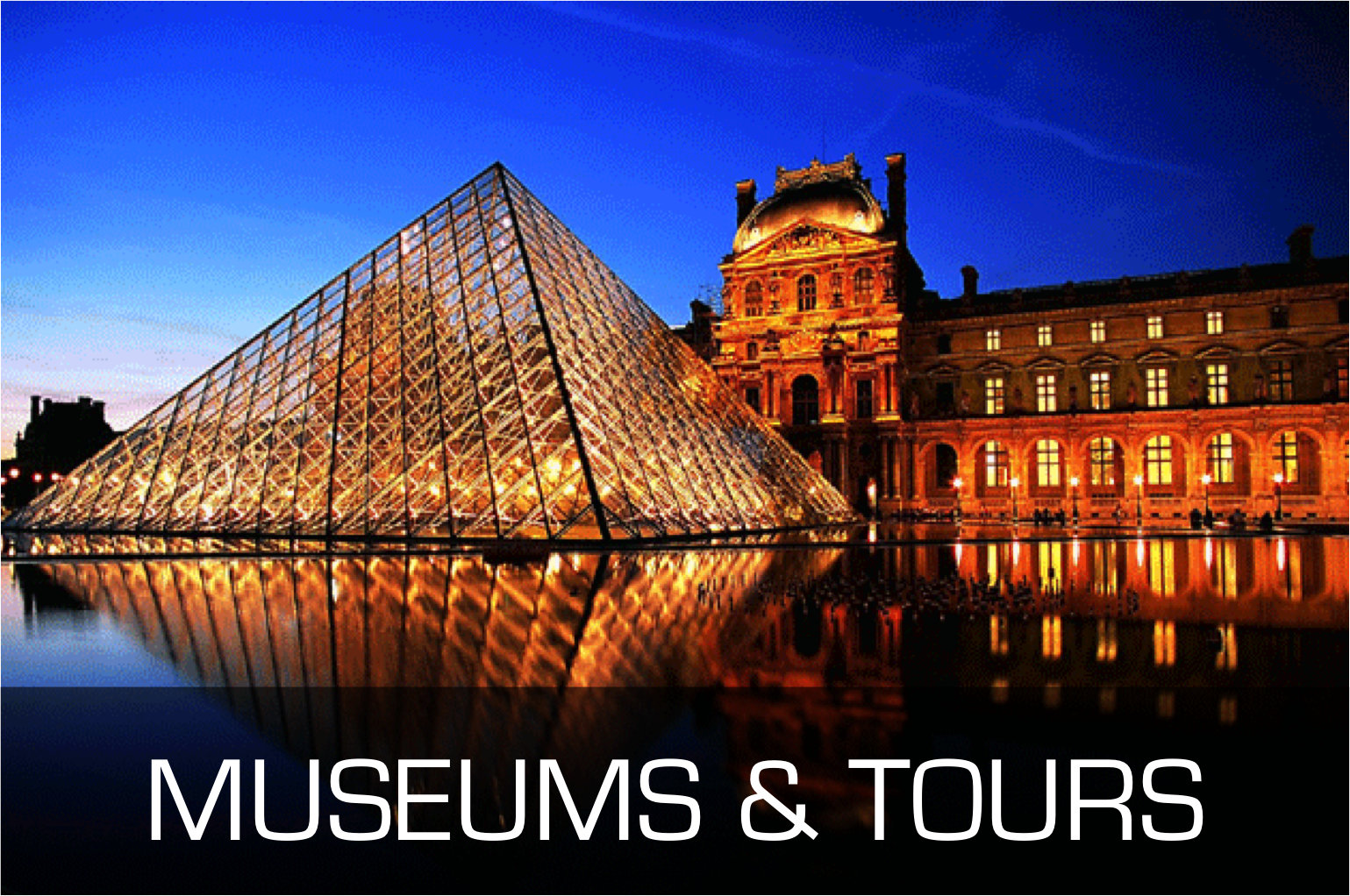 Museum and Tours Mobile app