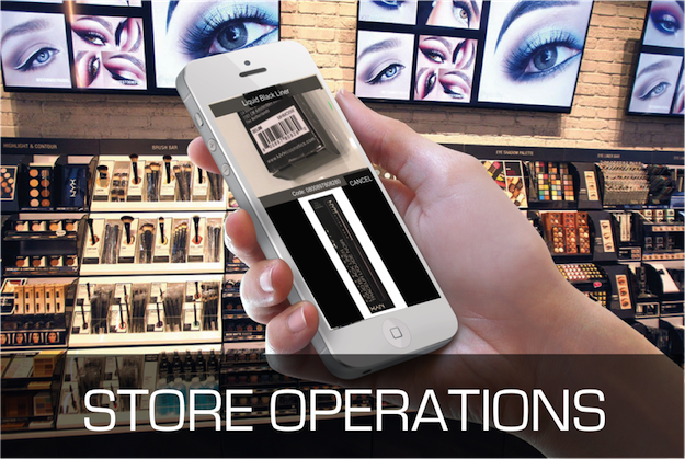 mobile app retail tech Store operations inventory management