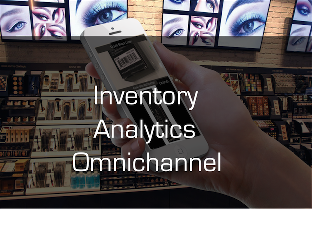 Retail technology inventory management Mobile app