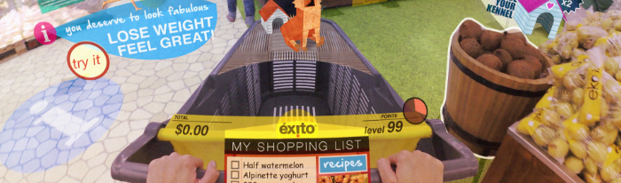 Hyper Reality Shopping